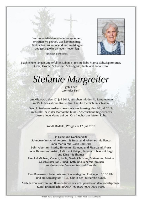 Stefanie Margreiter