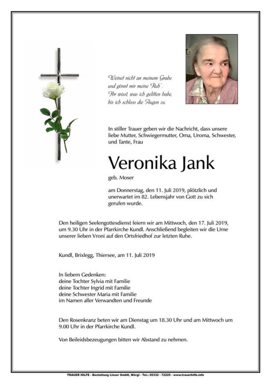 Veronika Jank