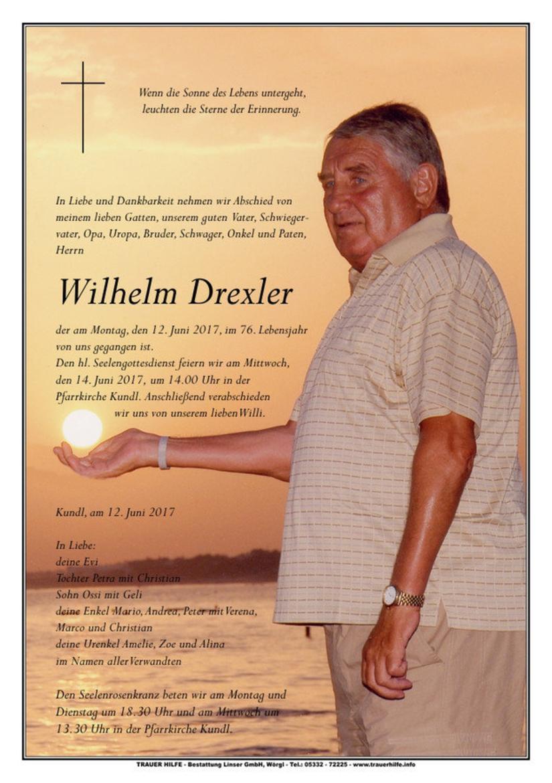 Wilhelm Drexler